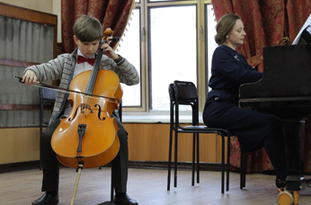 Project Young Cello Talents